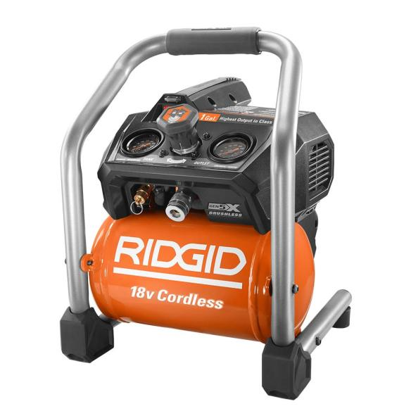 Ridid Air Compressor 2